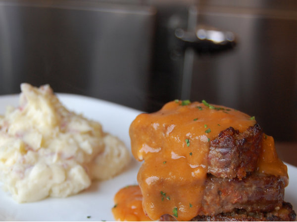 Lea and Perrins Meat Loaf with Mustard Glaze picture