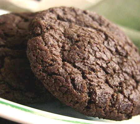 Melted Chocolate Cookies picture