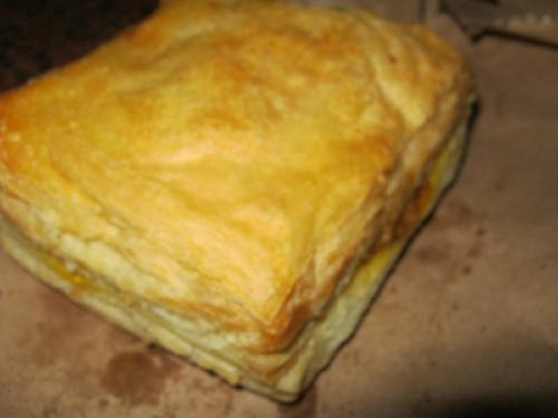 Mesquite Grilled Chicken En Croute picture