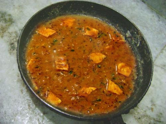 Methi Paneer picture
