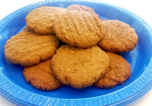 Mexican Cinnamon Cookies picture