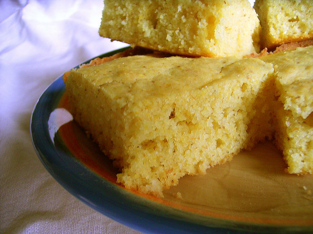 Mexican Corn Bread picture