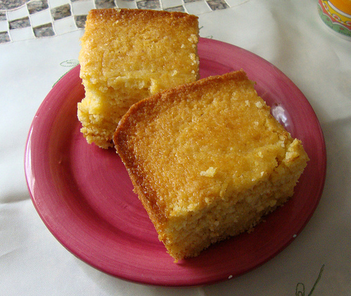 Mexican Cornbread picture