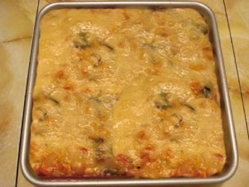 Mexican Cornmeal Casserole picture