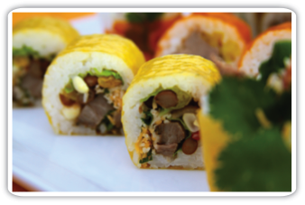 Mexicali Roll with Jalapeno Soy Sauce  picture