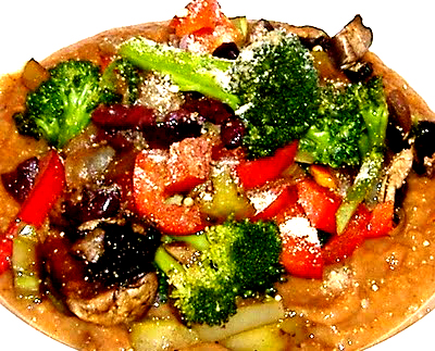 Mixed vegetable picture