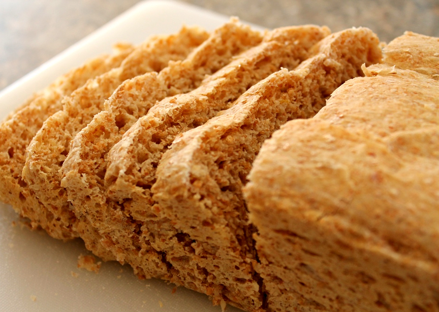 Microwave Brown Bread picture