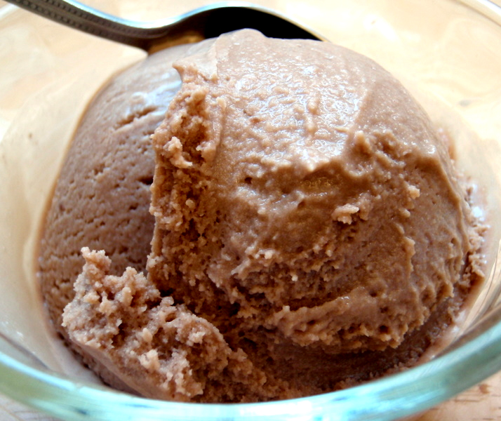 Milk Chocolate Ice Cream picture
