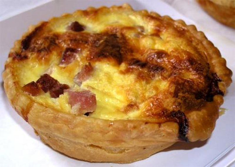 Mini Sausage Quiches picture