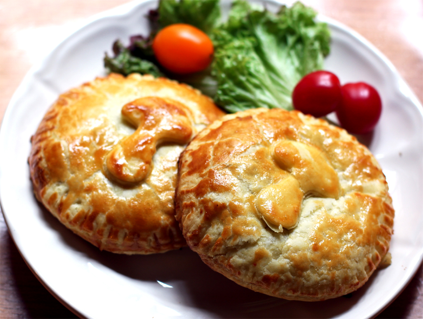 Miniature Beef Pies picture