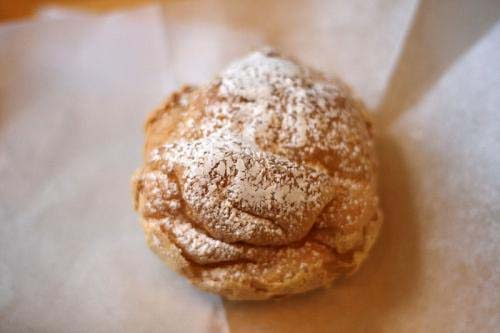 Miniature Cream Puffs picture