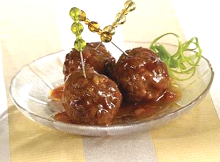 Miniature Meatballs picture