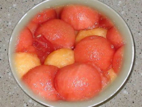 Melon Fruit Cup picture