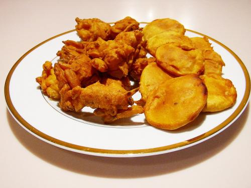 Assorted Pakoda picture