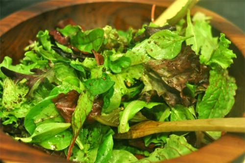Mixed Green Salad picture