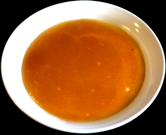 Mocha Butterscotch Sauce picture
