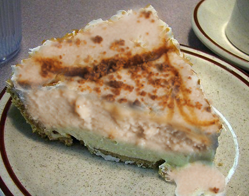 Mocha Ice Cream Pie picture