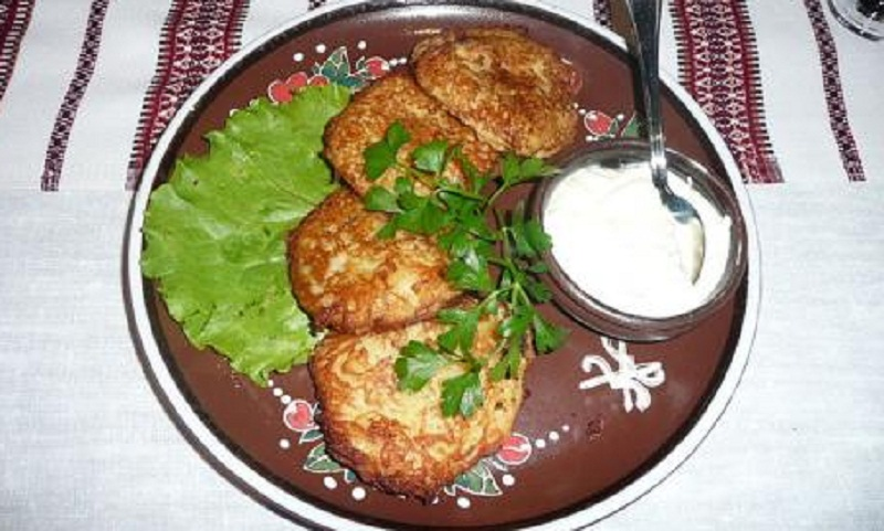 Mock Potato Pancakes picture