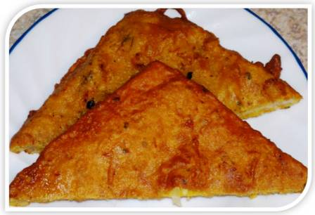 Bread Pakora picture