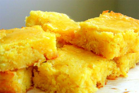 Moist Corn Bread picture