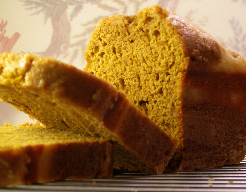 Moist Pumpkin Bread picture