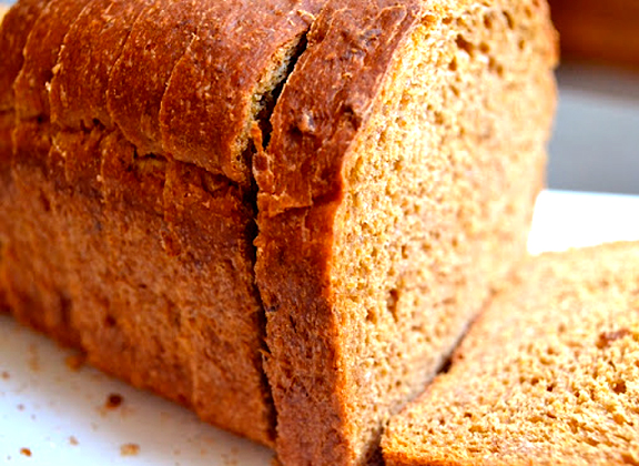 Brown Oatmeal Bread picture