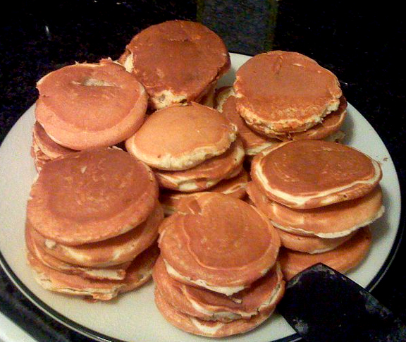 Molasses Pancakes picture