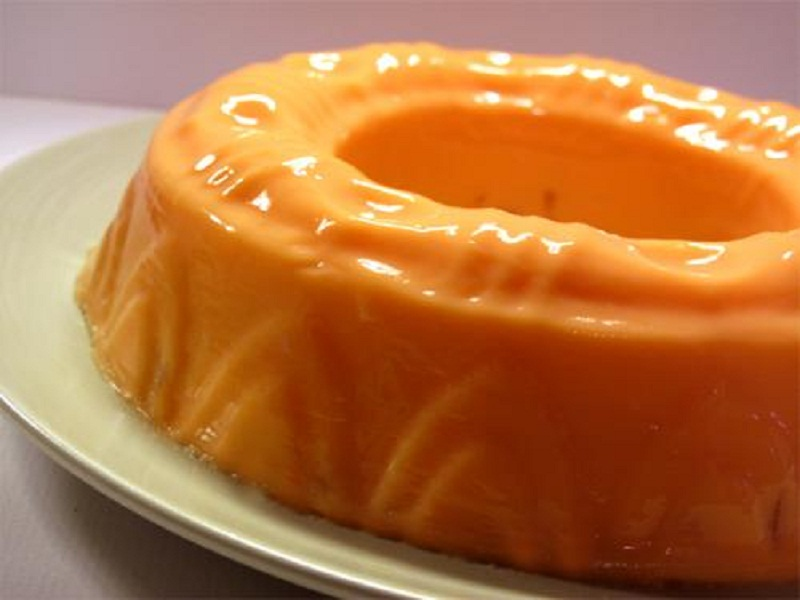 Molded Apricot Cream picture