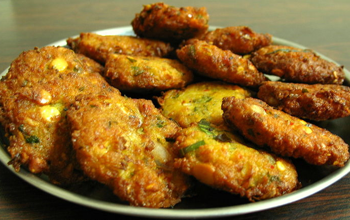 Moong Dal Vada picture
