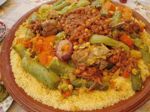 Moroccan Couscous picture
