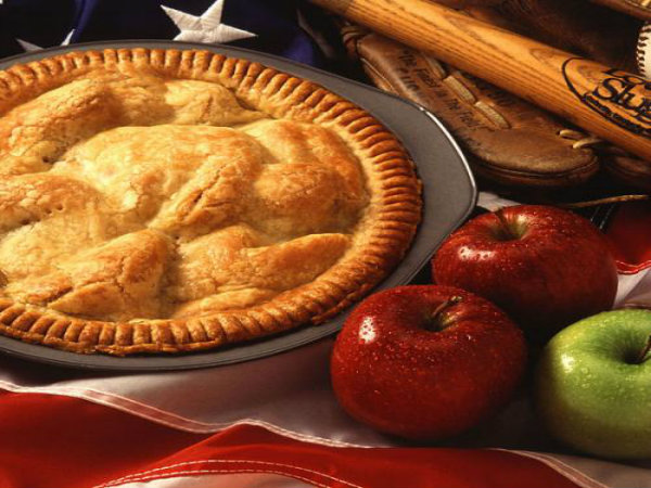 Deep Dish Apple Pie picture