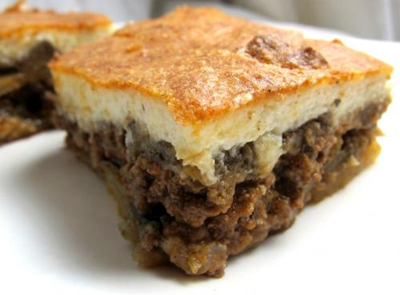 Easy Moussaka picture