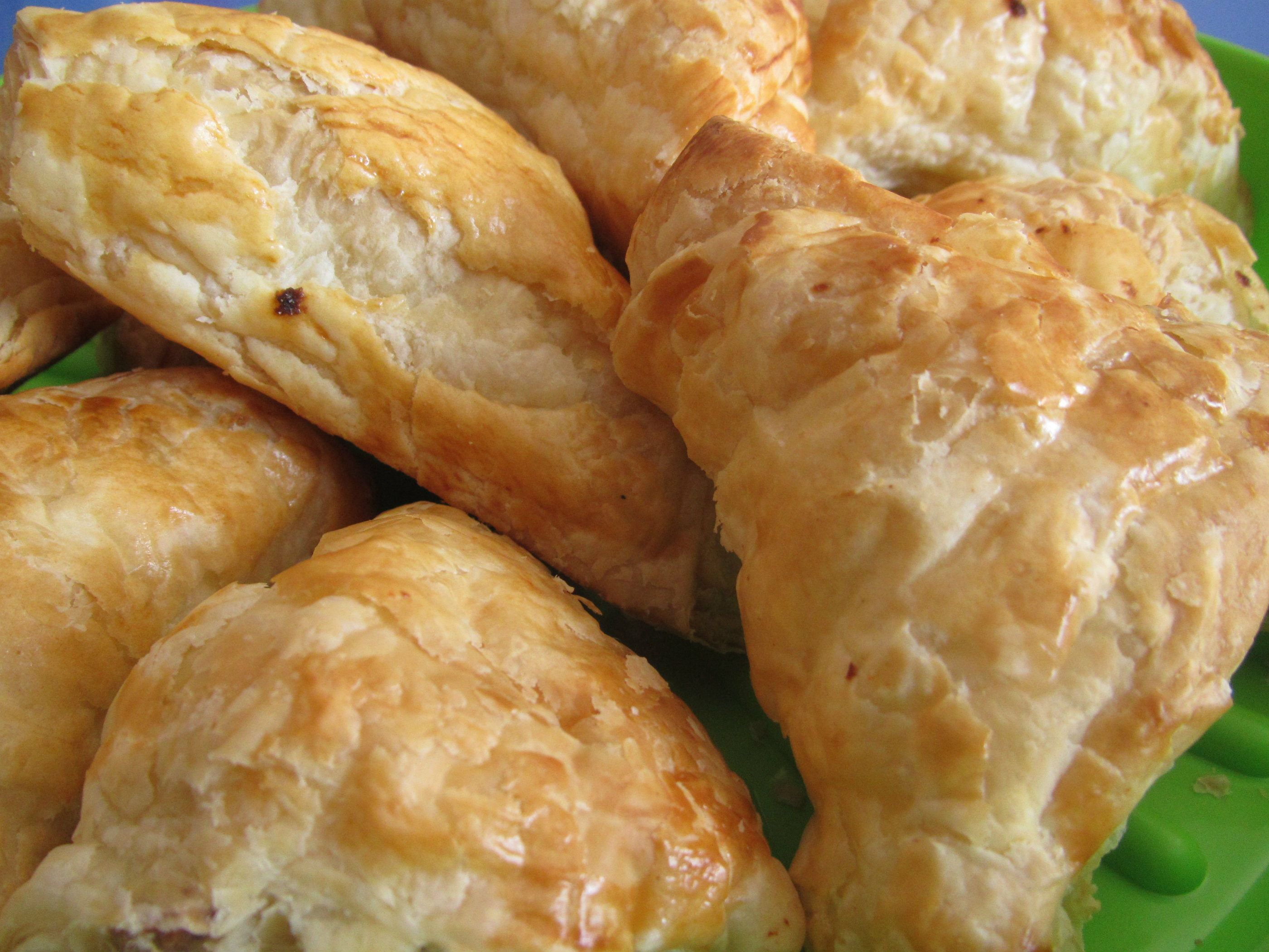 Meat Stuffed Pastries picture