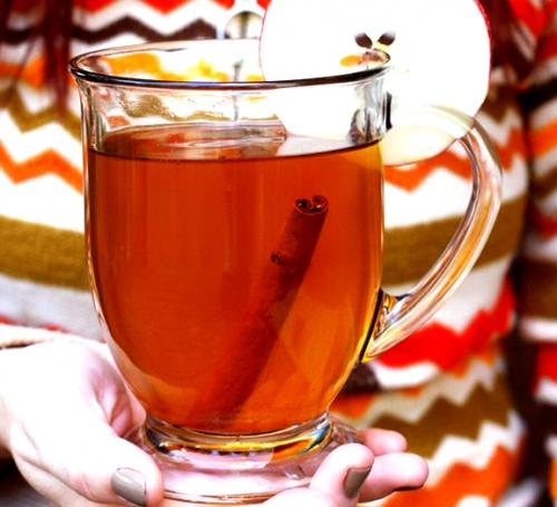 Maple Syrup Mulled Cider picture