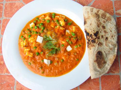Mutter Paneer Masala picture