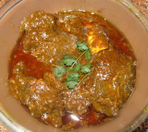 Mutton Curry picture