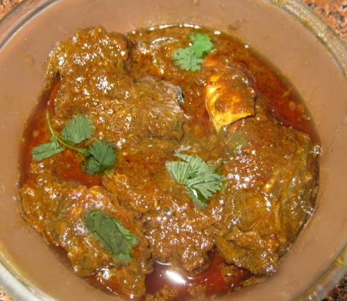 Mutton In Cardamoms picture