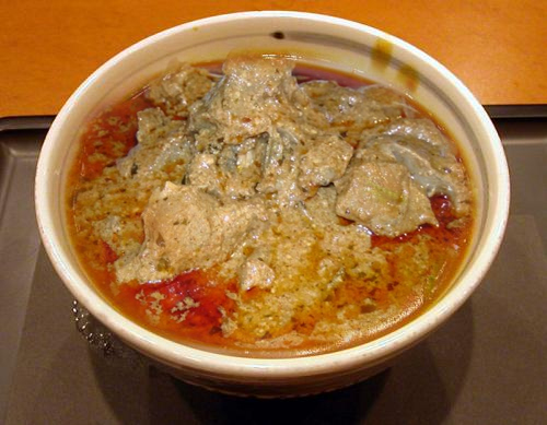 Mutton Korma picture
