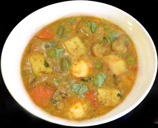 Navratan Curry picture