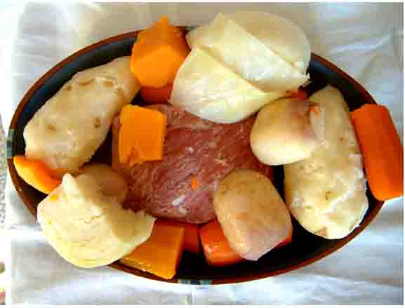 NEW ENGLAND BOILED DINNER picture