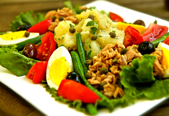 Nicoise Rice Salad picture