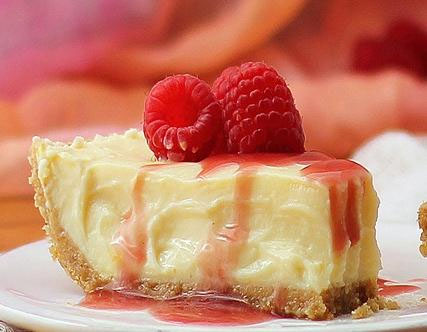 No Bake Eggnog Cheesecake picture