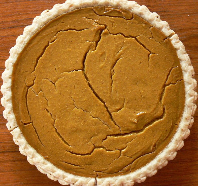 No Bake Pumpkin Pie picture
