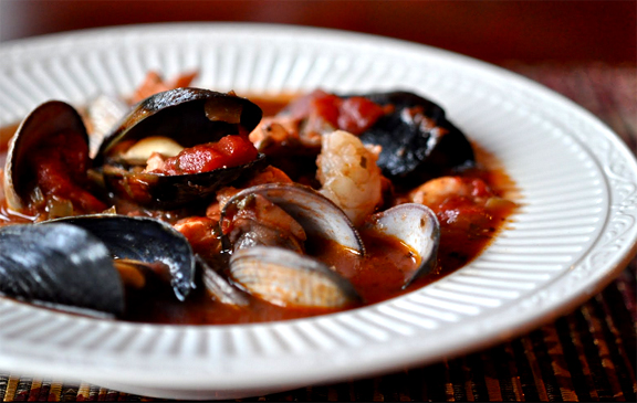 Northwest Cioppino picture