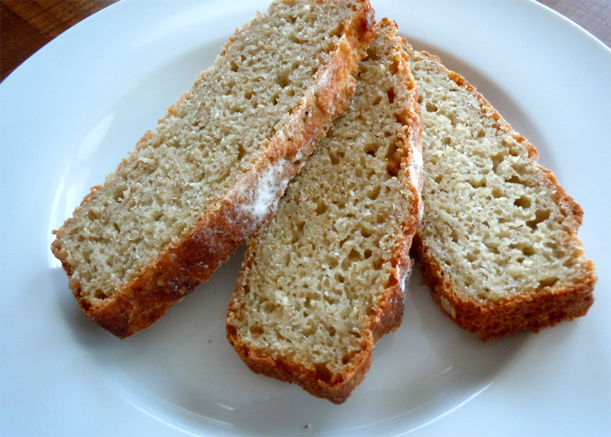 Oat Wheat Bread picture