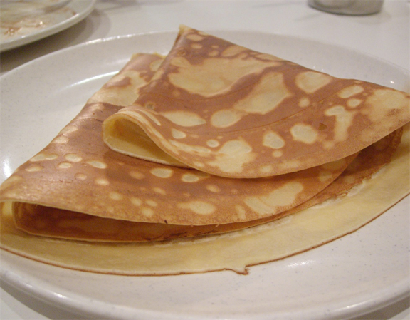 Oat Wheat Crepes picture