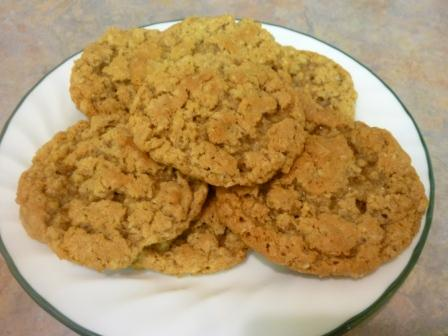 Favorite Oatmeal Cookies picture