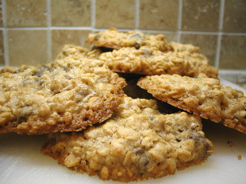 Oatmeal Date Cookies picture