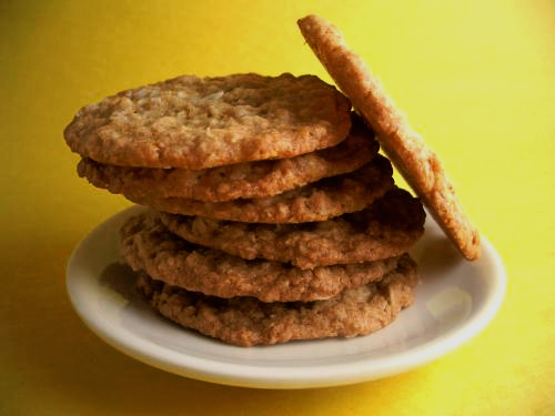 Oatmeal Molasses Cookies  picture