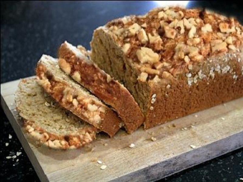 Oatmeal Nut Bread picture